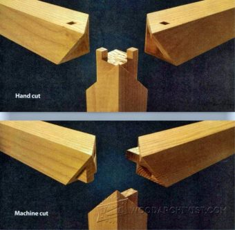3516-Three-Way Miter Joint