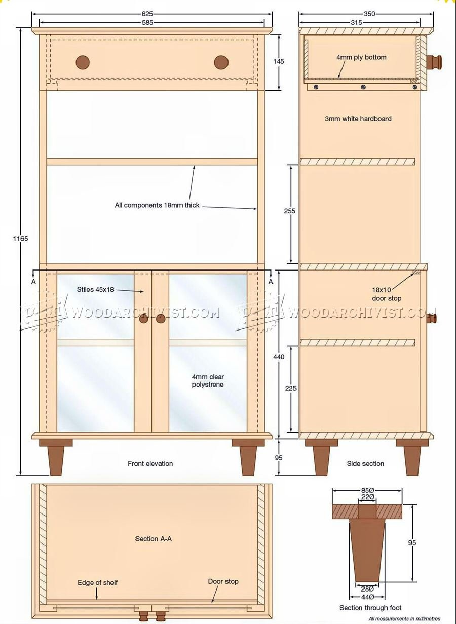 Bathroom Unit Plans