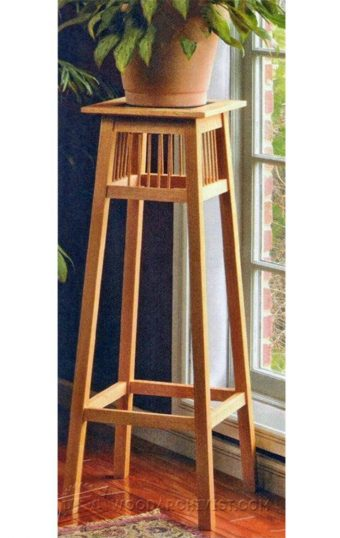 3529-DIY Plant Stand