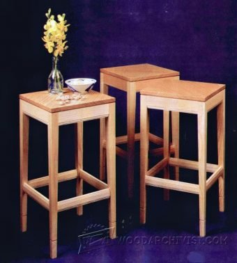 3537-Side Table Plans
