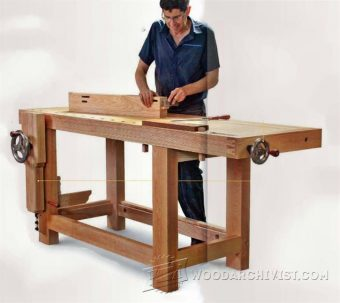 3547-Ultimate Workbench Plans