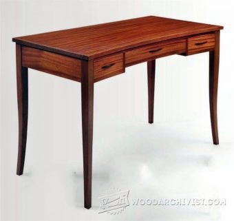 3556-Build Writing Desk