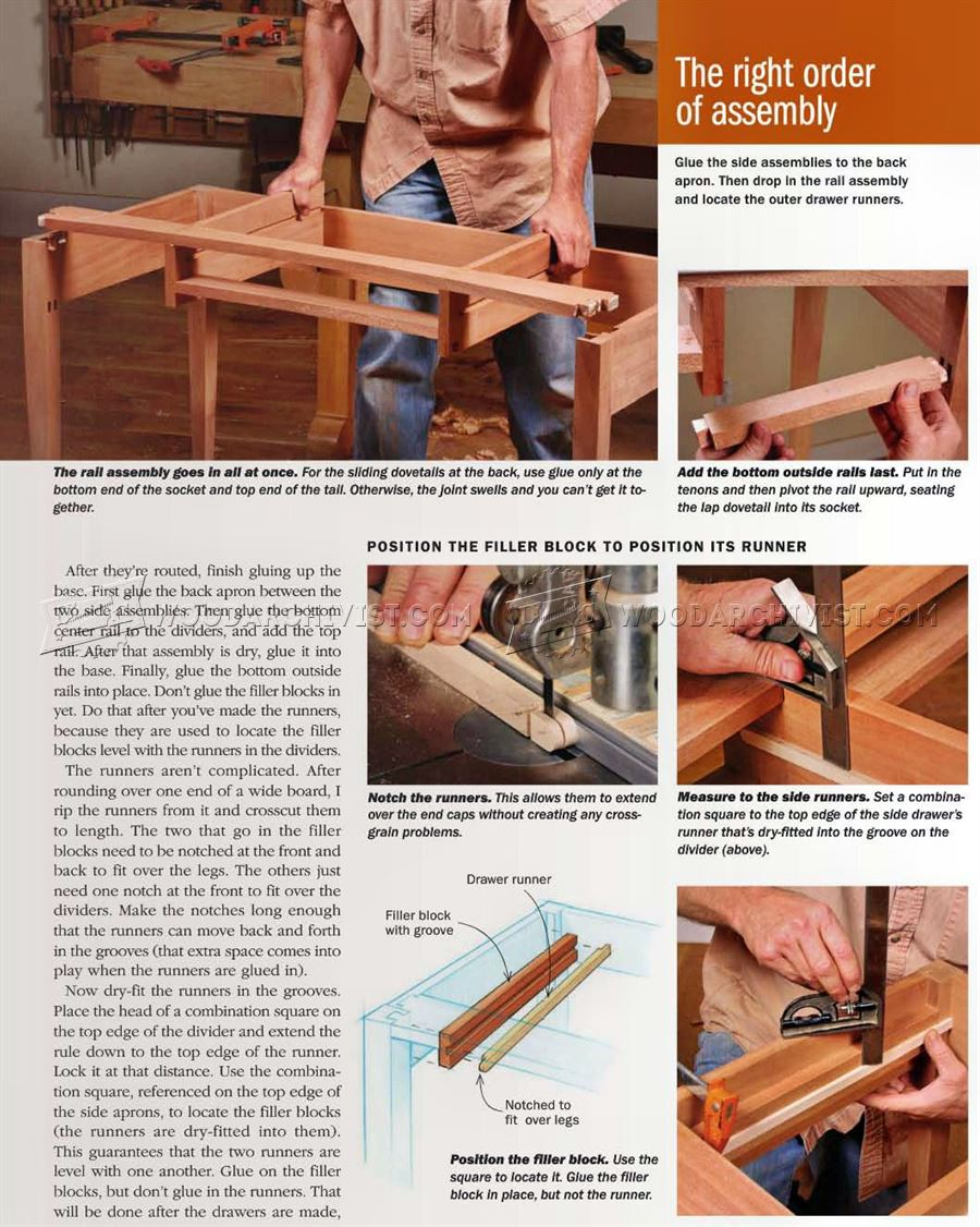 Build Writing Desk