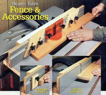 3628-Build Router Table Fence
