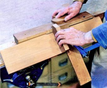 Diy Miter Clamps Woodarchivist