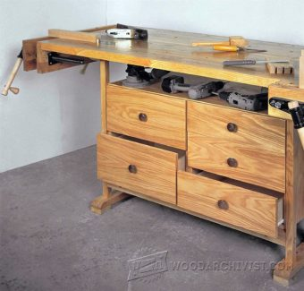 3666-Practical Workbench Plans