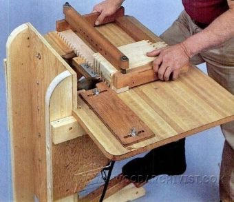 3678-DIY Finger Joint Machine