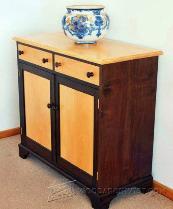 3694-DIY Sideboard