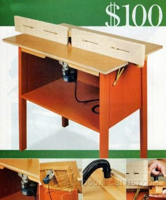 3706-Simple Router Table Plans