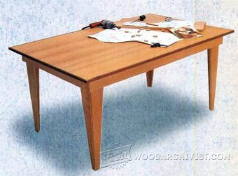 3718-Shop Table Plans