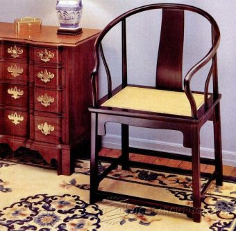 3729-Chinese Chair Plans