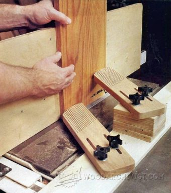 3737-Raised Panel Table Saw Jig
