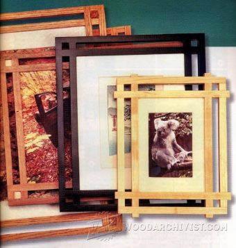 3744-DIY Picture Frame