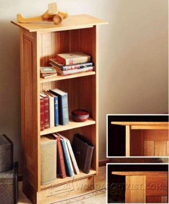 3754-Build a Bookcase