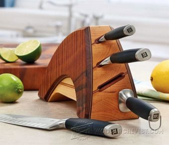 3759-DIY Knife Block