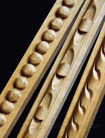 3773-Carving Decorative Molding