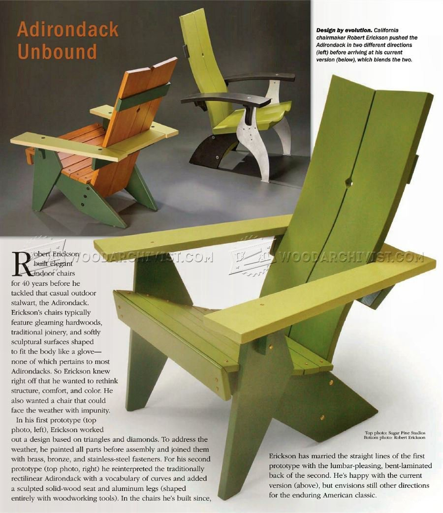 adirondack chair plans. Brilliant Plans Adirondack Chair Plans  To R