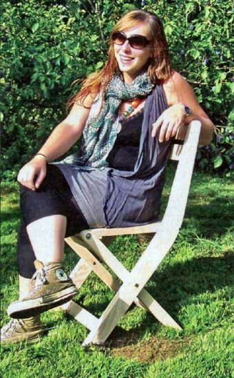 3789-Outdoor Folding Chair Plans