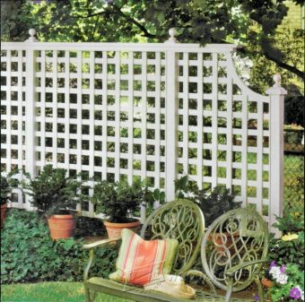3794-Outdoor Privacy Screen Plans