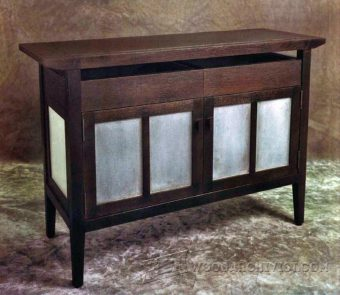 3796-Build Sideboard