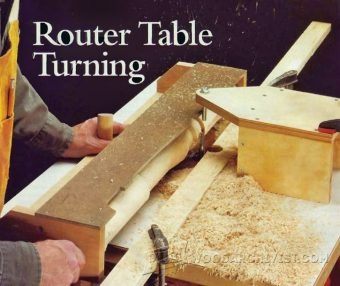 3820-Router Table Turning