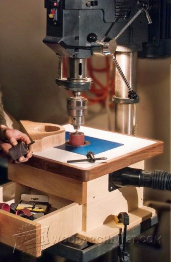 3835-DIY Drill Press Sander