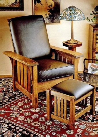 3848-DIY Morris Chair