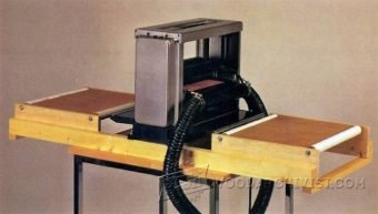 3856-Roller Table for Portable Planer