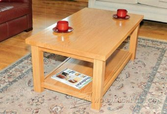 3867-DIY Coffee Table