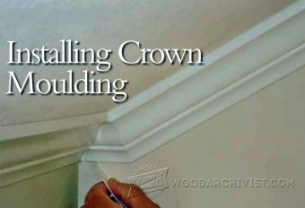 3883-Installing Crown Molding
