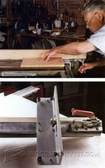 3919-DIY Table Saw Fence