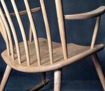 3943-Coopering a Chair Seat