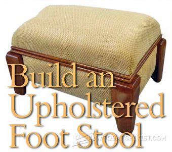 3961-DIY Footstool