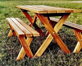 3982-Picnic Table Plans