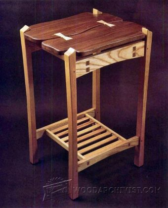 3984-Contemporary Table Plans
