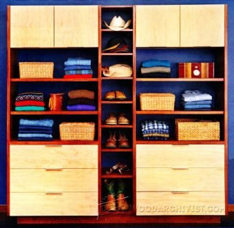 3988-DIY Clothes Storage Space