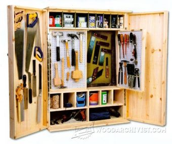 3995-Building a Tool Cabinet