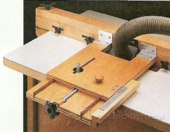 3999-Micro-Adjustable Router Fence