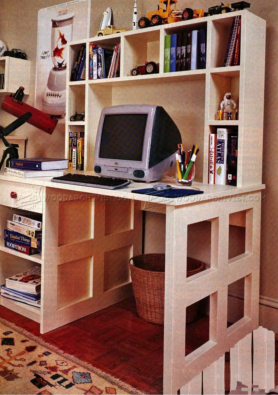 Kids Bedroom Furniture Plans