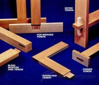 4012-Mortise And Tenon Joints